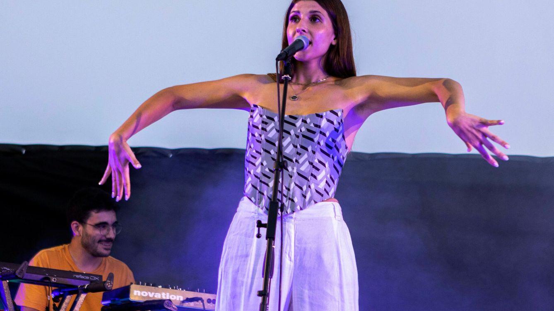 Rosario Nadal y Kyril de Bulgaria, juntos en el concierto de su hija Mafalda en Mallorca