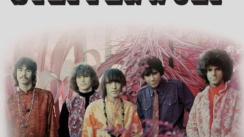 Portada del álbum 'Steppenwolf' (1968).