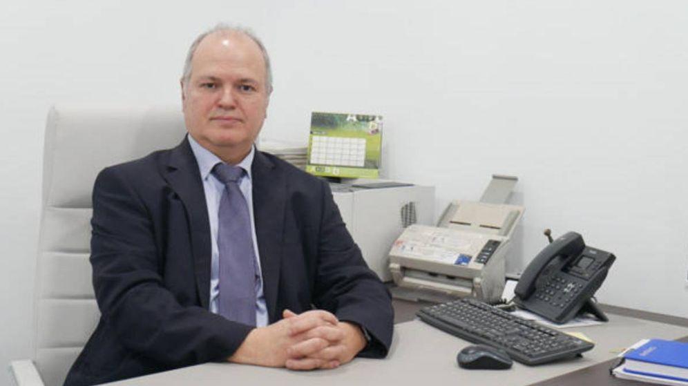 Foto: Ismael Pedro Vargas, administrador único de Gestoría Crespo y secretario de Logística de Levante.