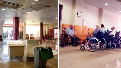 Este geriátrico es una ruina: desmayos, inundaciones y un celador por planta
