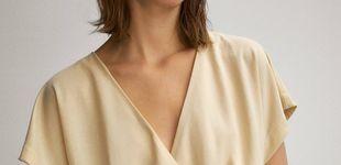 Post de El vestido kimono de Massimo Dutti es para las que quieren verse fabulosas sin esfuerzo