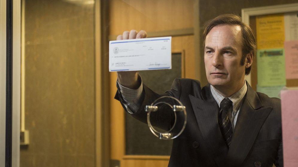 Foto:  Escena de better call Saul