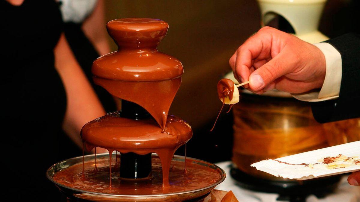 Fuentes De Chocolate Para Postres Meriendas Y Todo Tipo De Celebraciones