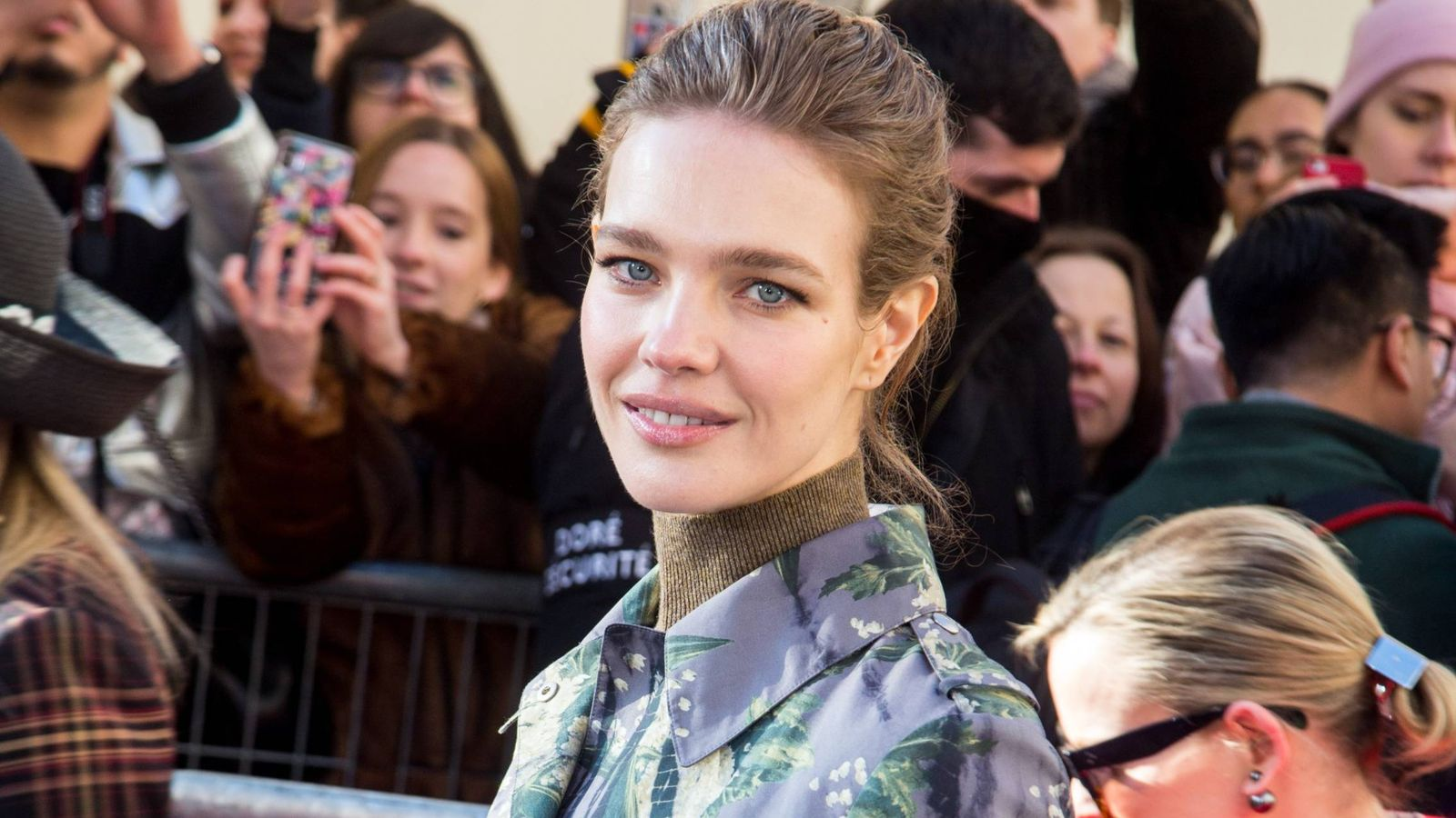 Foto: Natalia Vodianova. (Cordon Press)
