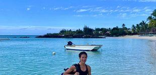 Post de Entre viaje y viaje, Garbiñe Muguruza se replantea lo que quiere hacer con su tenis