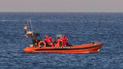 Encuentran restos del piloto fallecido tras caer al mar cerca de La Manga (Murcia)