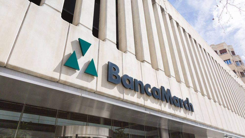 Foto: Sede central de Banca March en Palma de Mallorca.
