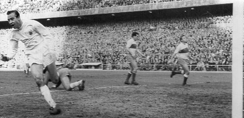 Foto: El lejano día que el Elche hizo trizas al intocable Real Madrid de récord