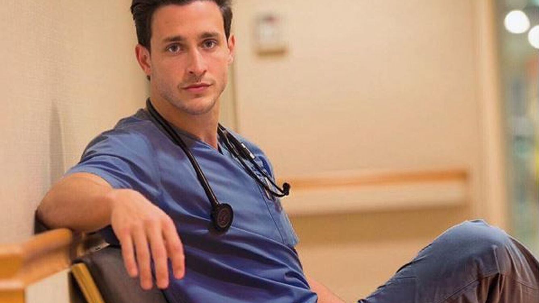 Foto: Este es el doctor más sexy del mundo y trabaja en Nueva York. (Instagram)