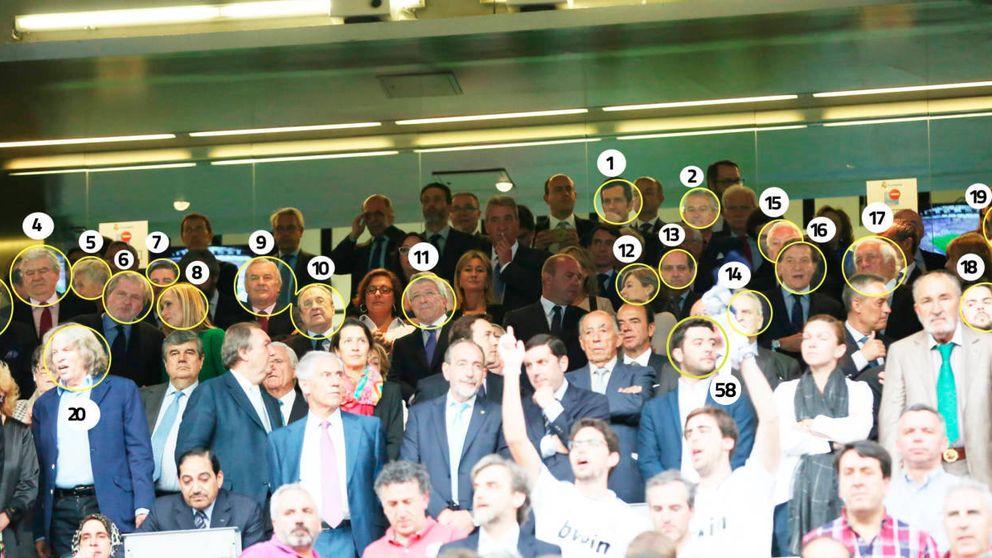 C's elabora un protocolo para evitar otro episodio como el del palco del Bernabéu