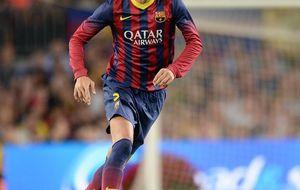 Piqué defiende el estilo del Barça comparándose con el Madrid