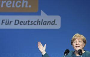 Merkel gana las elecciones en Baviera y su socio se hunde