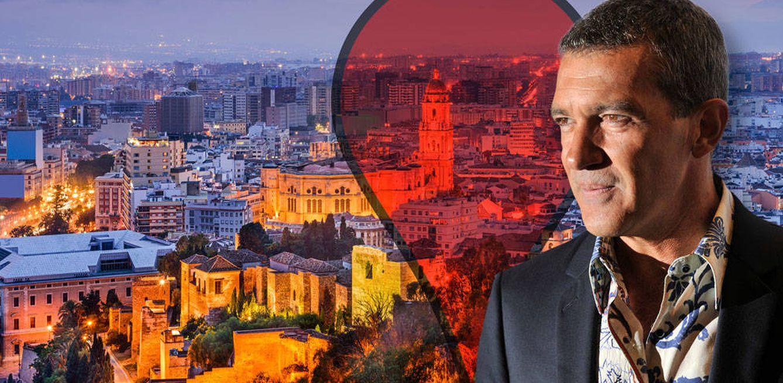 Foto: Antonio Banderas, en un fotomontaje realizado por Vanitatis.