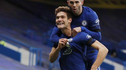 El Chelsea de Tuchel y los españoles: Alonso y Azpilicueta recuperan su puesto, Kepa no