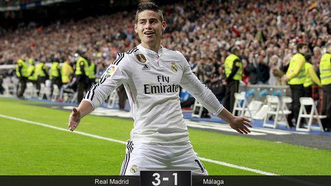 La pegada mantiene al Madrid con vida en la Liga tras una victoria excesivamente cara