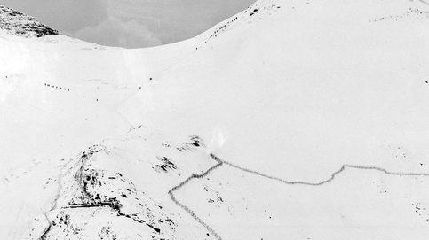 El deshielo de un refugio revela objetos de la Primera Guerra Mundial