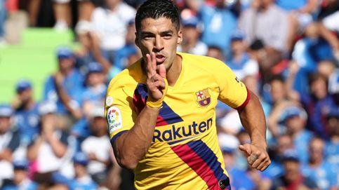 El Barcelona detiene la sangría en Getafe o cómo Ter Stegen es la figura del equipo
