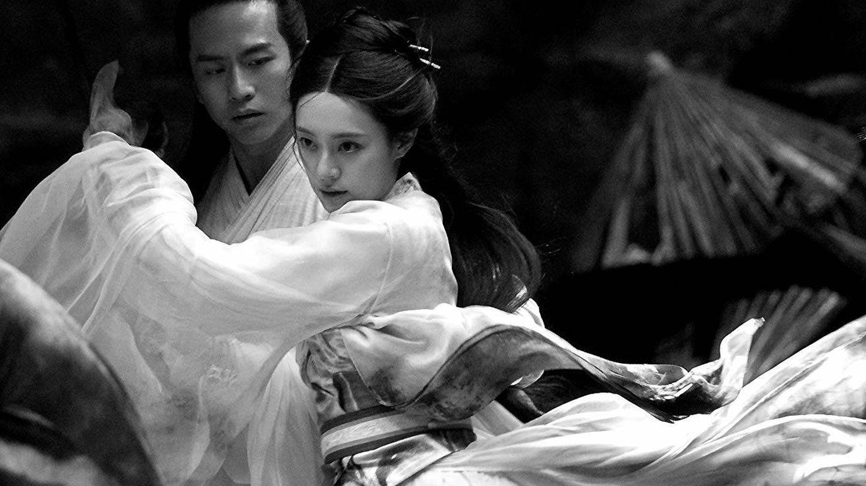 Chao Deng y Li Sun, en 'Sombra'. (Vértigo)