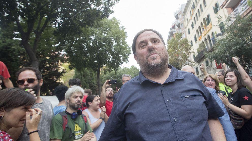 La oposición pide que dimita Junqueras por la pérdida de sedes empresariales