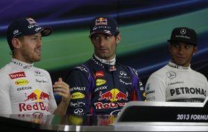 Webber arrebata la 'pole' a Vettel  y Alonso saldrá octavo en Suzuka