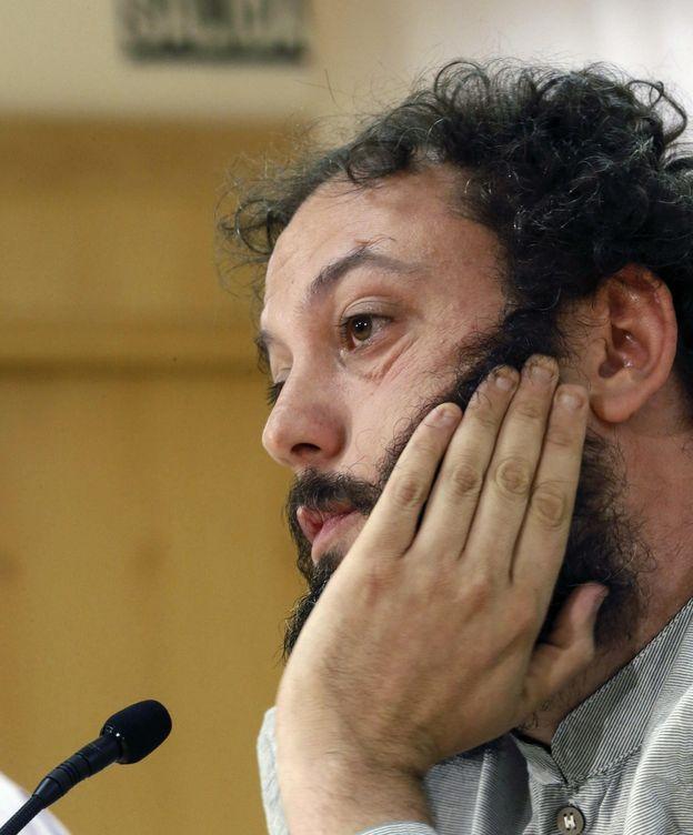 Foto: Guillermo Zapata, concejal de Ahora Madrid. (EFE)