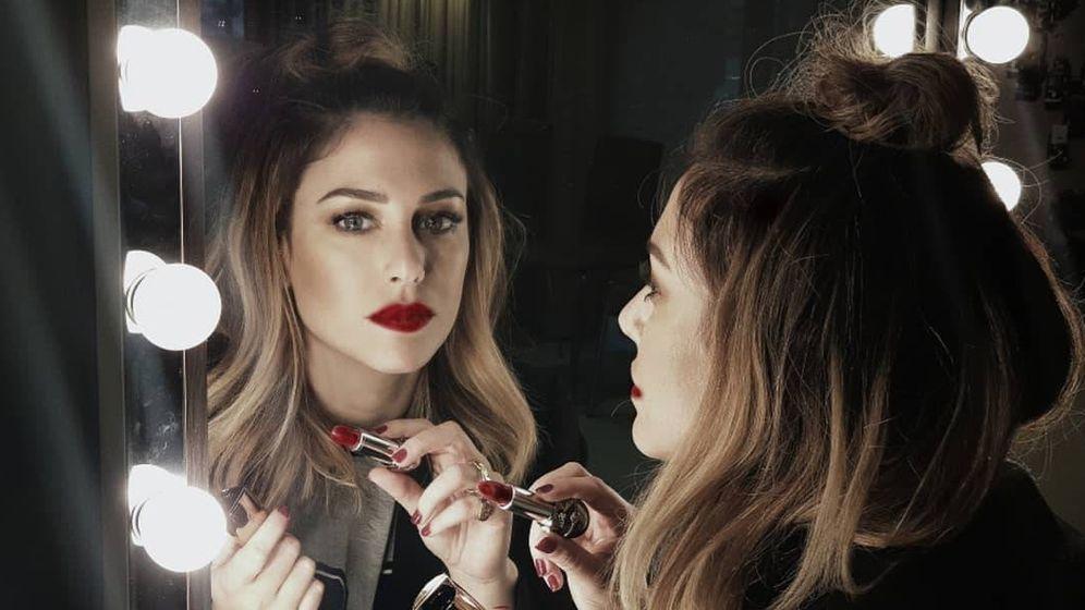 Foto: La actriz acudió a la presentación con un look street style.