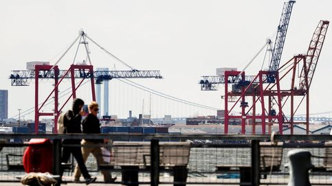El déficit comercial bajó un 58% en 2020, hasta 13.422 millones