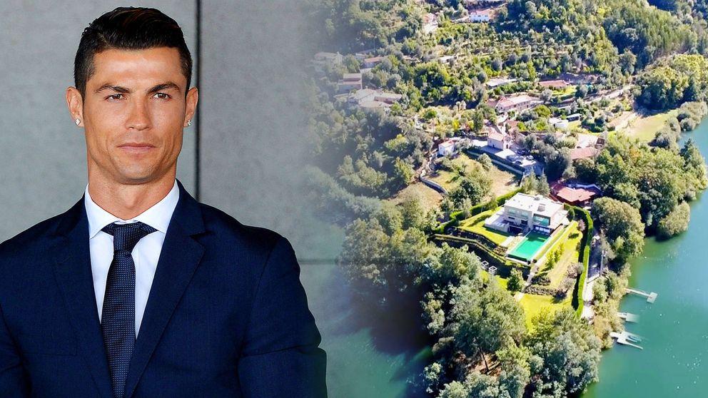 Fotos exclusivas: la fabulosa casa que Cristiano Ronaldo le ha vendido a Pepe
