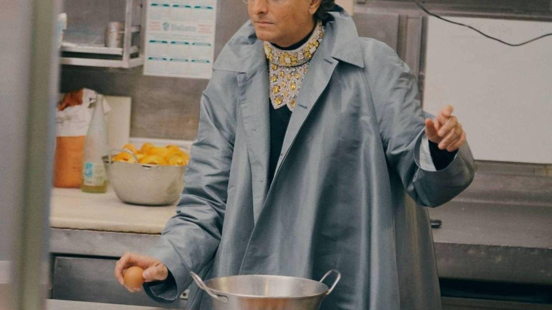 Josie, más allá de las cocinas de 'MasterChef': licenciado en Humanidades y muy tímido