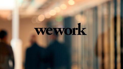 WeWork pone en venta su negocio en España en plena debacle financiera