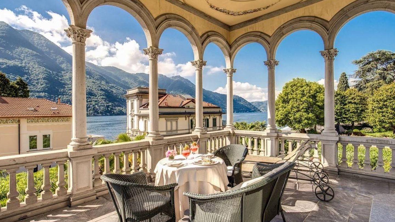 El Grand Hotel Imperiale presume de estilo art noveau. (Cortesía)