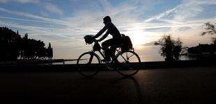 Post de Bilbao, en guerra contra las bicis por la acera: 150 € de multa y 6 meses de suspensión