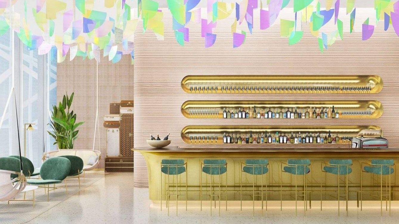Louis Vuitton se hace foodie (y por partida doble): abre un café y restaurante en Osaka