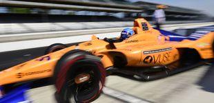 Post de Alonso dobló el volante de su McLaren con las piernas, pero fue lo de menos