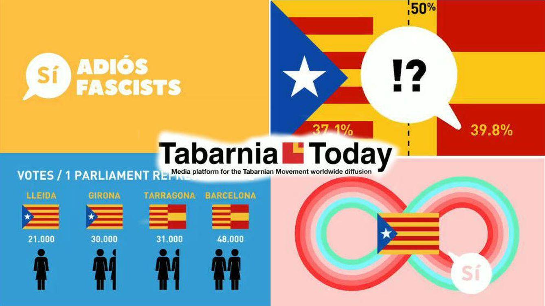 Nuevo vídeo oficial de Tabarnia: Tú dices adiós y yo digo hola