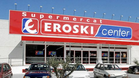 Eroski sextuplica su beneficio (86 millones) pero reduce en un 3% las ventas