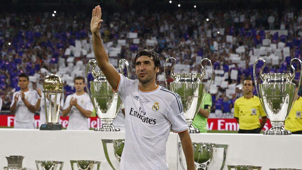 Florentino Pérez abre las puertas a Raúl para su regreso al Madrid