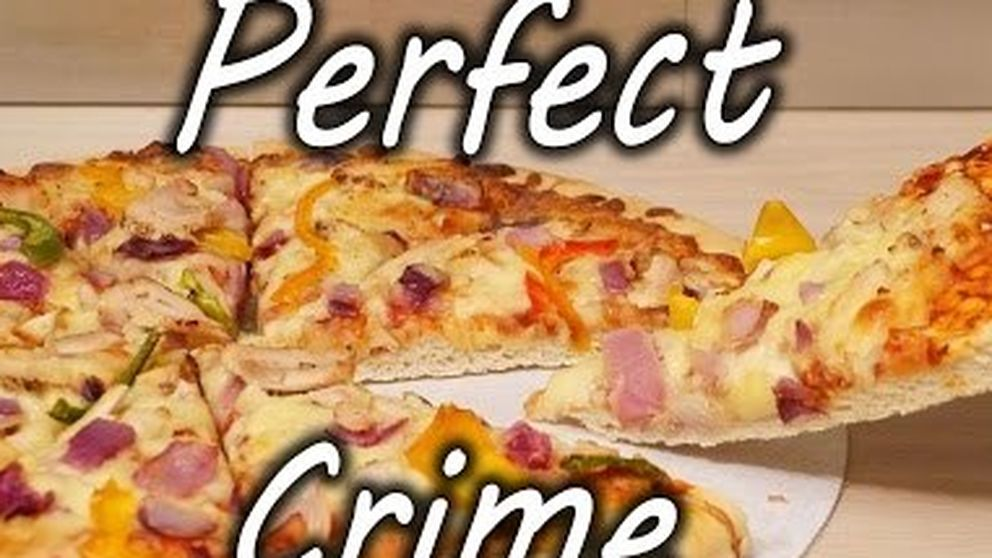 Cómo robar un trozo de pizza: el crimen perfecto