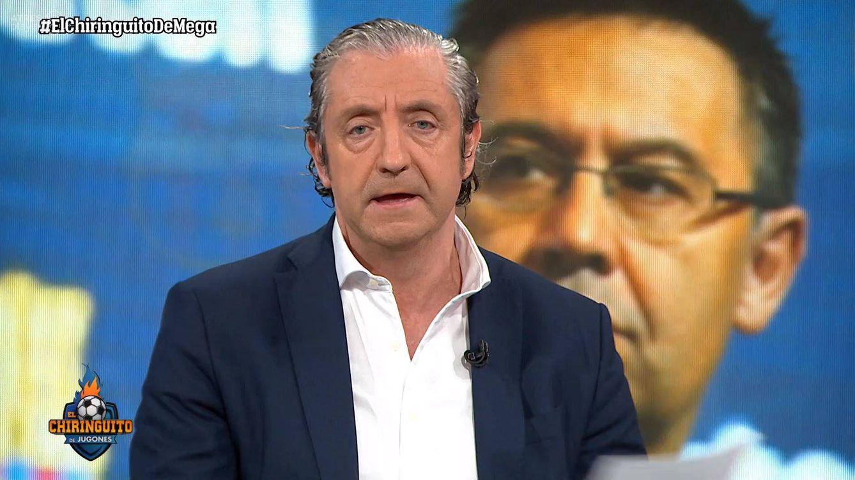 El motivo por el que Josep Pedrerol no está presentando 'El chiringuito' ni 'Jugones'