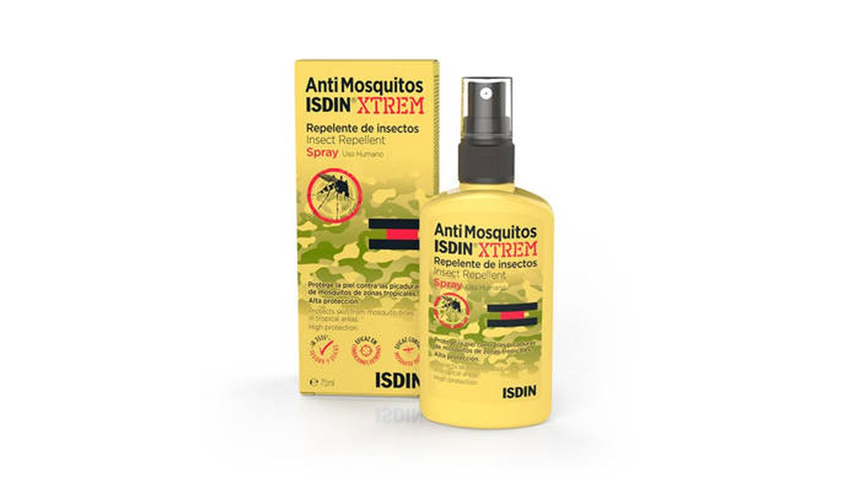 Spray antimosquitos ISDIN XTREM
