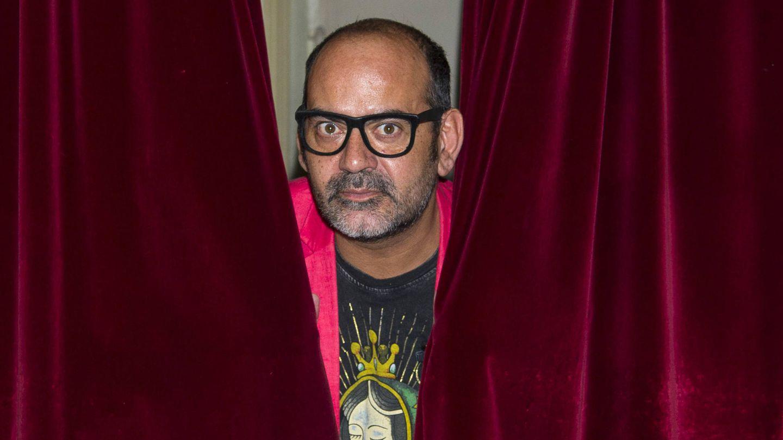 José Corbacho, durante la presentación del espectáculo 'Corbacho 3G'. (Gtres)