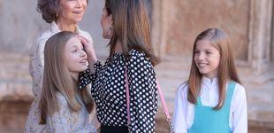 Post de Sagrario Ruiz de Apodaca: así le afectó a doña Letizia el rifirrafe con la reina Sofía