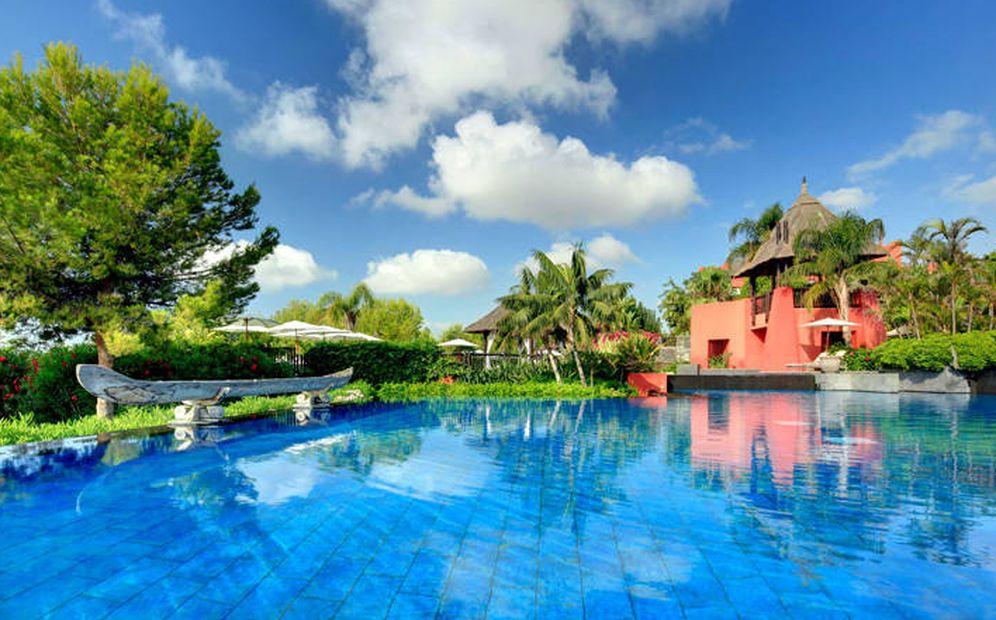 Foto: El hotel Asia Gardens es un paraíso tailandés en Alicante. (Foto: Cortesía)