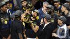 La muñeca de Curry redondea la dinastía de los Golden State Warriors en la NBA
