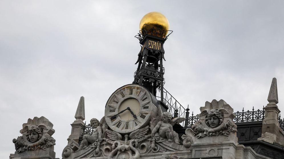 Foto: El banco de España. (Reuters)