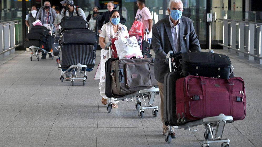 Foto: El aeropuerto de Heathrow. (EFE)
