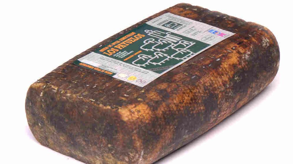 Los Payuelos 'Pata de Mulo', un queso curado campeón del mundo