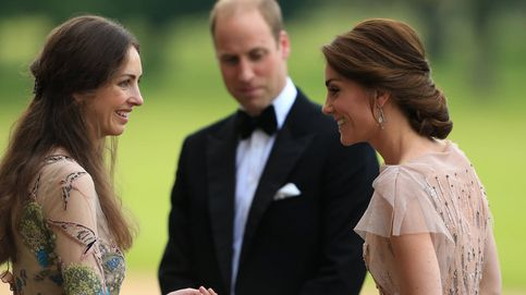 La ¿dulce? Kate: terrible pelea entre la duquesa de Cambridge y una de sus amigas