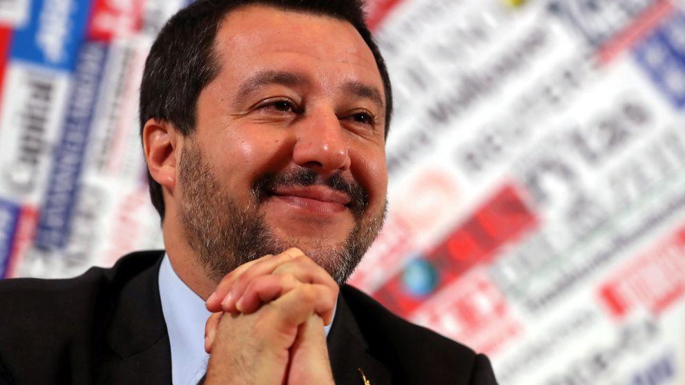 Salvini celebra la irrupción de Vox: Es una buena noticia para España