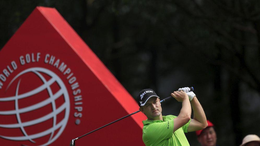 Foto: El desconocido Russell Knox gana y realza la leyenda del golf (Reuters).